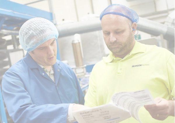 Beardow & Adams è il primo produttore di adesivi al mondo a raggiungere lo standard qualitativo BRC