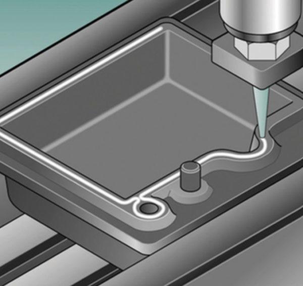 DOWSIL ™ EA-6060 per la sigillatura di moduli elettronici
