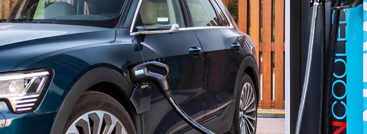 """Ridurre l '""""ansia da autonomia"""" per il primo SUV completamente elettrico di Audi"""