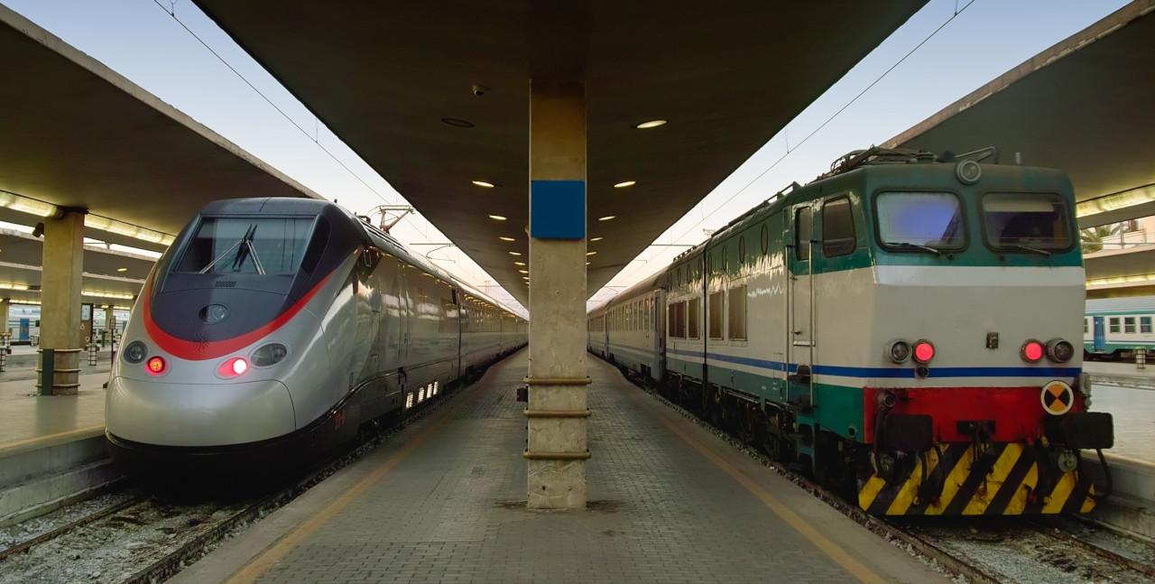 Adesivi siliconici e norma EN 45545-2 sulla sicurezza del settore ferroviario