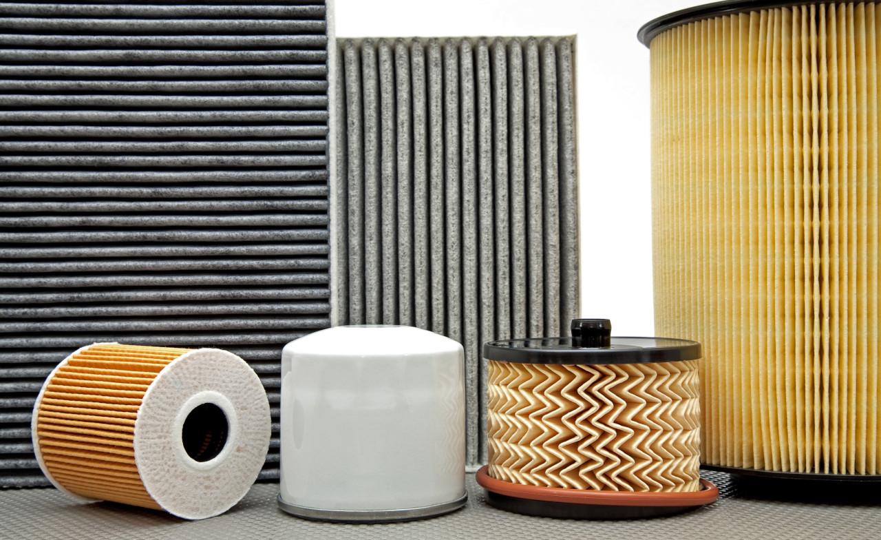 Adesivi hot-melt per filtri dell'aria